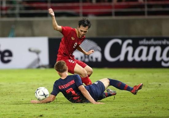 Đội tuyển Việt Nam chỉ ghi 1 bàn thắng vào lưới Thái Lan suốt 10 năm qua - 1