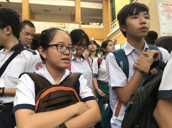 Năm 2020: TPHCM thi lớp 10 vào ngày 16 và 17/7 - 1