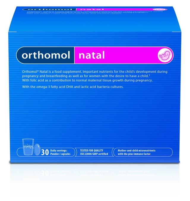 Liệu pháp dinh dưỡngOrthormolecular - 1