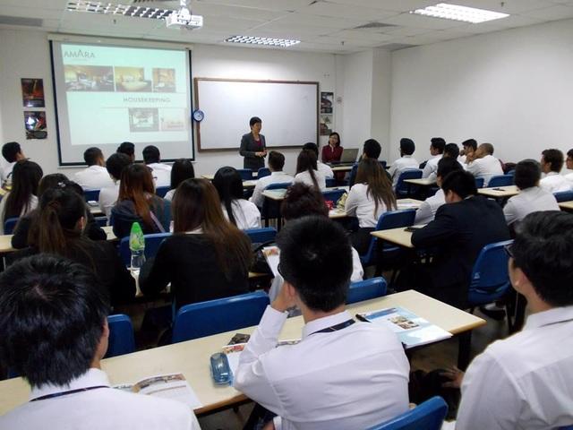 Tuần lễ tư vấn du học cùng học viện quản lý Nanyang tại 3 miền Bắc, Trung, Nam của Vinahure - 4