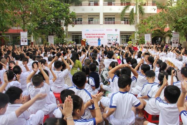 """Đắk Lắk và Cần Thơ đã chính thức trở thành """" điểm đến"""" mới nhất của """"An toàn giao thông cho nụ cười trẻ thơ"""""""