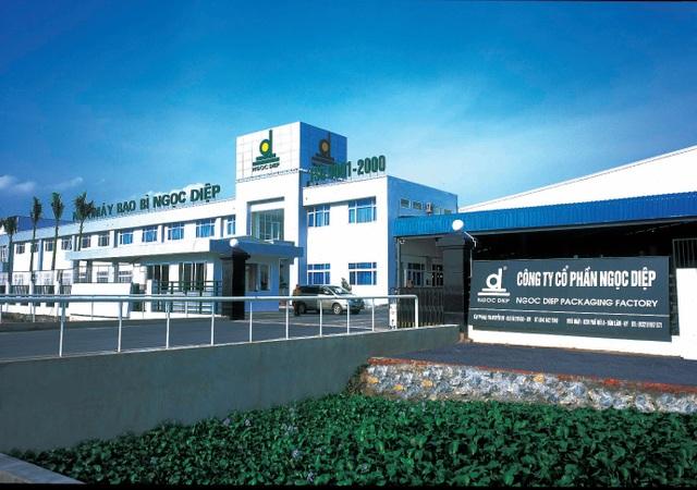 Công ty duy nhất trong lĩnh vực bao bì đạt thương hiệu quốc gia 2016 - 1