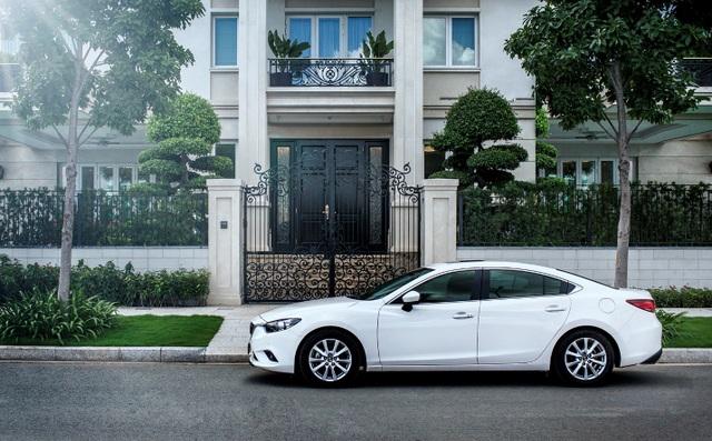 Sở hữu Mazda6 với giá đặc biệt 829 triệu đồng - 1