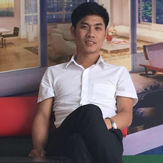 Anh Nguyễn Khắc Huynh – Trưởng phòng kinh doanh SanHUD.net