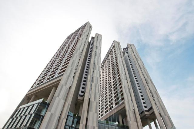 Căn hộ cao cấp của Dolphin Plaza đạt tiêu chuẩn 5 sao, nổi bật trong khu vực căn hộ Mỹ Đình và căn hộ Cầu Giấy