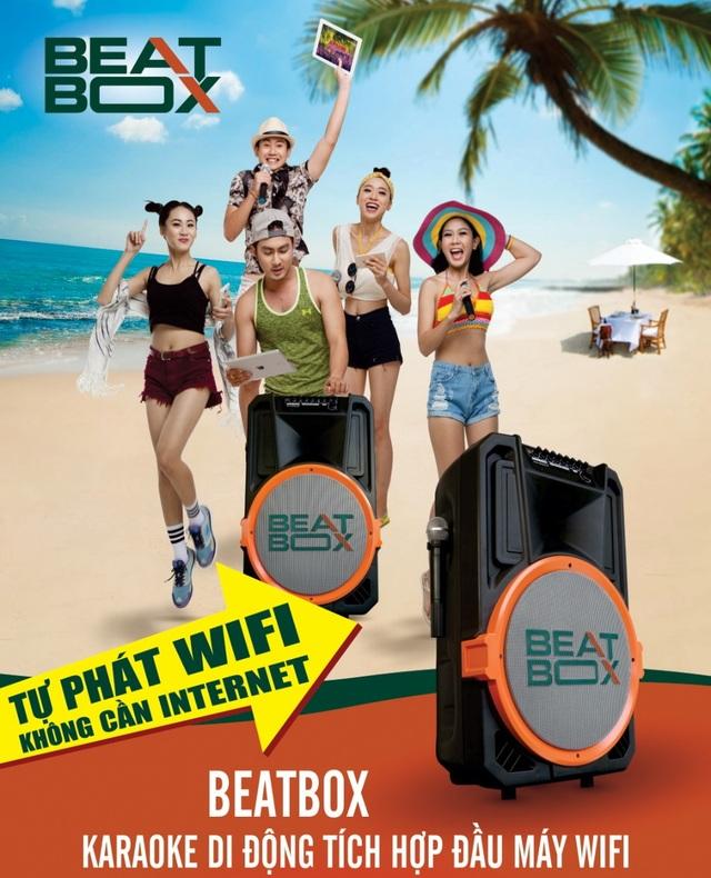 Thành công của Beatbox Karaoke đã mở ra những tín hiệu mới đầy lạc quan cho các doanh nghiệp trong nước