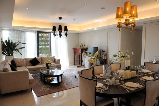 Đón tết sum vầy tại căn hộ cao cấp 5 sao với ưu đãi lãi suất 0% trong 2 năm