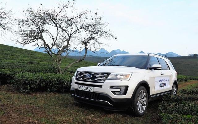 """Ford Explorer sở hữu loạt tính năng an toàn và công nghệ """"tương đối đầy đủ"""""""