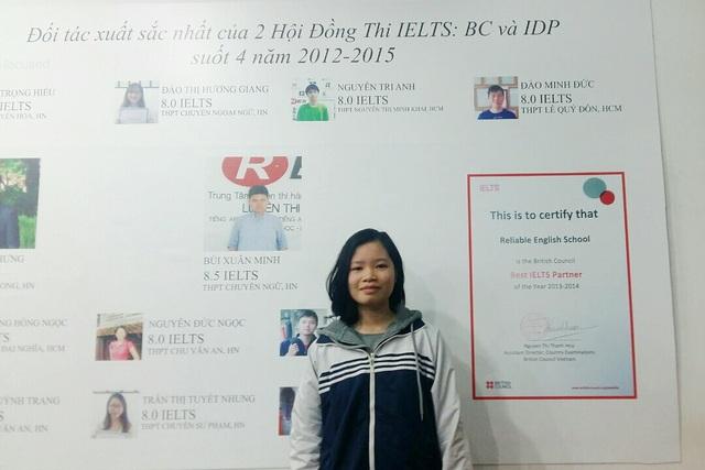 Kinh nghiệm học IELTS 8.5 của nữ sinh THPT Thăng Long - 1