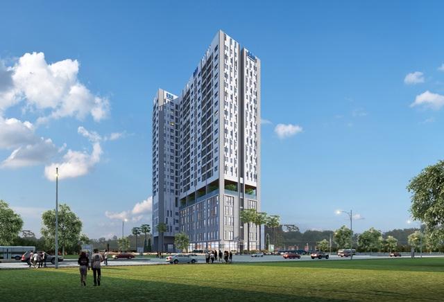 TPHCM: Dự án căn hộ được mong đợi nhất tại trung tâm quận 7 - 1