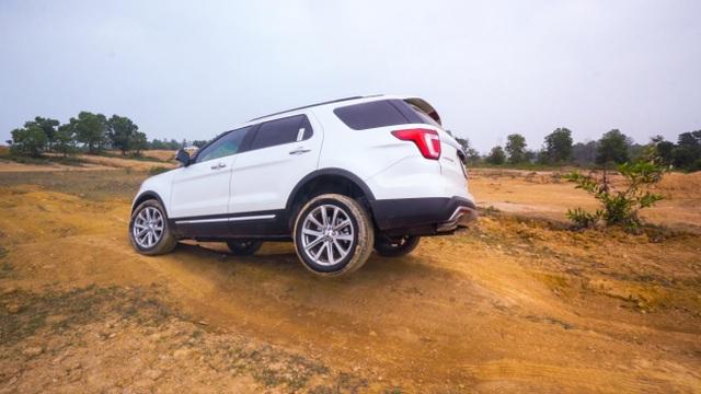 Ford Explorer - Nhân tố mới trong phân khúc SUV cỡ trung cao cấp - 5
