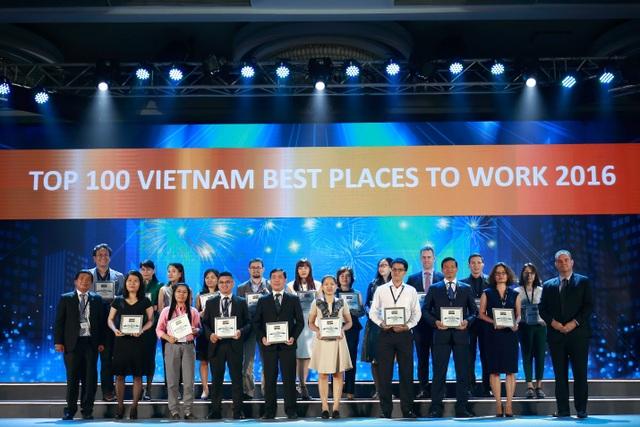 LOTTE Mart Việt Nam đạt vị trí thứ 66 trong danh sách 100 doanh nghiệp có môi trường làm việc tốt nhất Việt Nam