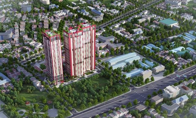 Tổng quan dự án Hanoi Paragon.