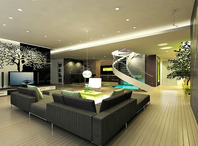 Sau khi nhận nhà, khách hàng có thể dọn đến ở ngay bởi nội thất cơ bản của các căn hộ đã được trang bị chất lượng tốt, theo tiêu chuẩn Châu Âu.
