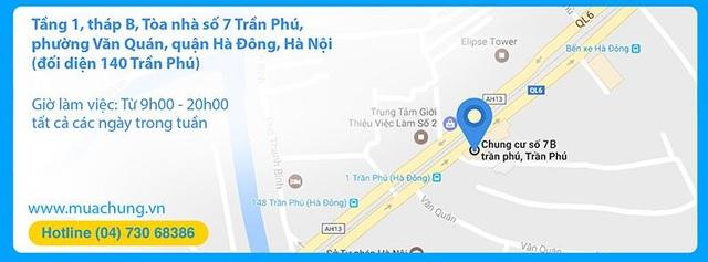 Bạn có tin không: Mua hàng chỉ với 1.000Đ tại cửa hàng Muachung Hà Đông - 3