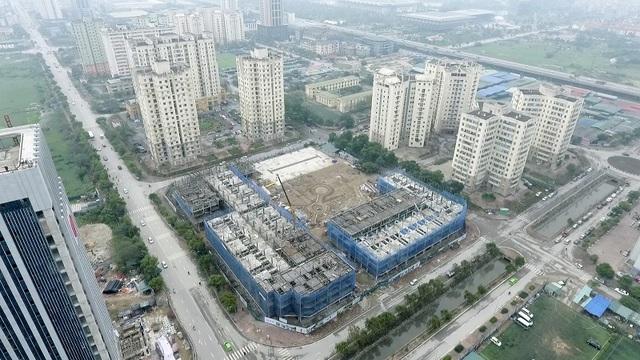 Dự án Belleville Hà Nội là một trong số những dự án shophouse, liền kề hiếm hoi tại trung tâm thành phố Hà Nội, sở hữu bốn mặt tiền, trong đó có hai mặt tiền lớn là đường Nguyễn Chánh và đường Mạc Thái Tổ.