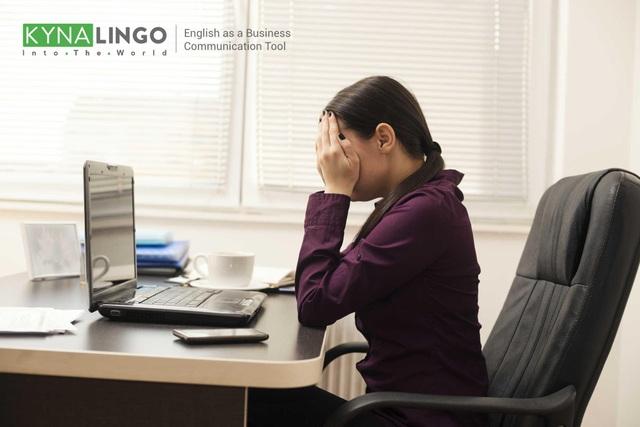 Trình độ tiếng Anh công sở yếu kém làm mất đi nhiều cơ hội trong công việc, sự nghiệp