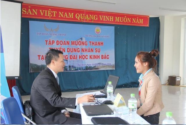 Tập đoàn Mường Thanh tuyển dụng nhân sự cho khách sạn