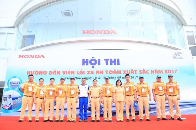 Đây là hoạt động thường niên từ năm 2011 của Honda Việt Nam nhằm hướng dẫn và khuyến khích người tham gia giao thông không ngừng nâng cao kiến thức và kỹ năng lái xe an toàn.