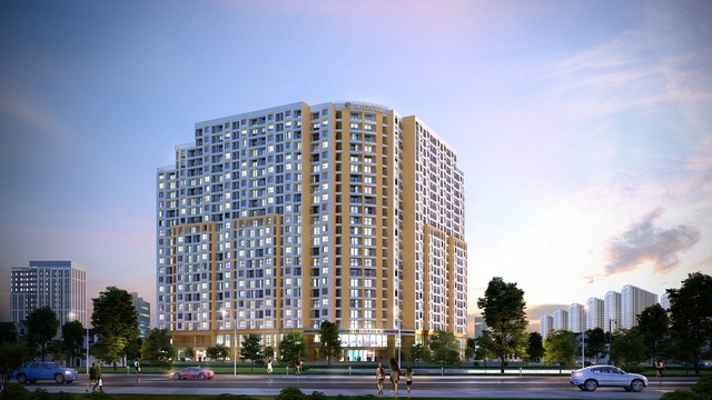 Dự án T&T Riverview – xây xong mới mở bán