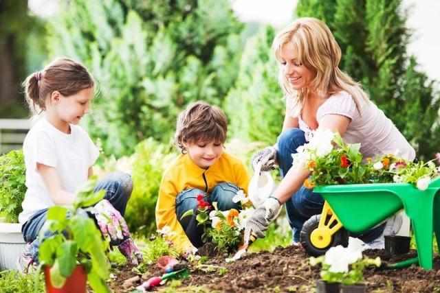 Những lợi ích khi cho con làm bạn với thiên nhiên - 3