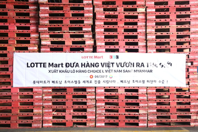 LOTTE Mart hỗ trợ xuất khẩu hàng Việt - 2