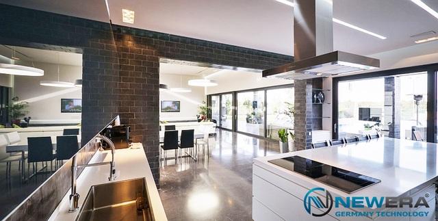 Các sản phẩm phụ kiện nội thất - tủ bếp, thiết bị nhà bếp NewEra mang đến một giải pháp tổng thể cho kiến trúc nội thất hiện đại.