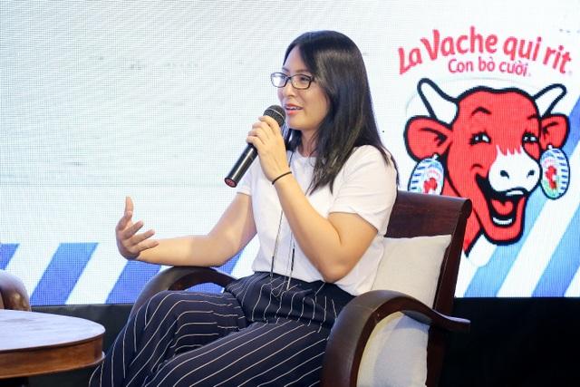 Top 3 Vua đầu bếp mùa đầu tiên- chị Phan Thắng Thái Hòa truyền cảm hứng về việc chuẩn bị bữa ăn nhẹ giúp gia đình thêm gắn kết