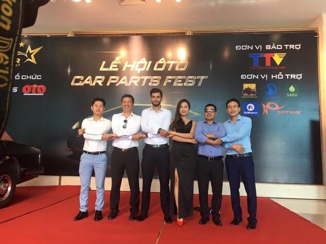 Car Parts Fest - Lễ hội ô tô nhiều điểm mới lạ chưa từng có ở Việt Nam - 1