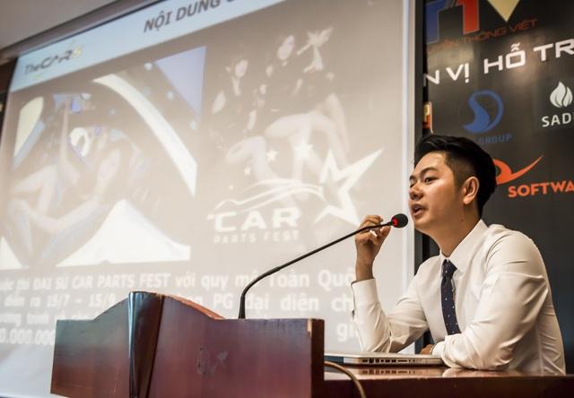 Car Parts Fest - Lễ hội ô tô nhiều điểm mới lạ chưa từng có ở Việt Nam - 3