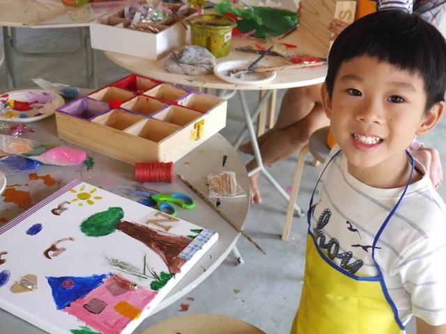 """Sự quan sát và tự mình trải nghiệm là một trong những cách hiệu quả nhất giúp trẻ phát huy sức sáng tạo """"dồi dào"""""""