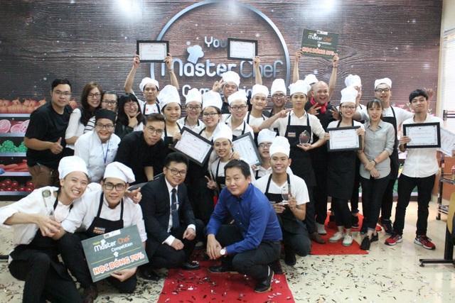 Fine Dinning trở thành Quán quân của cuộc thi Youth MasterChef mùa đầu tiên