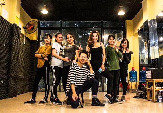 Khám phá những lớp học nhảy hiện đại Hot nhất hiện nay - 3