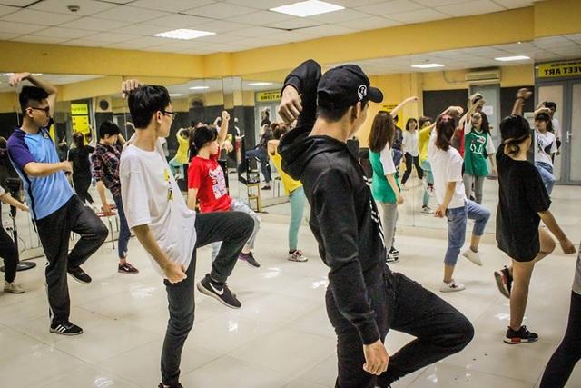 Khám phá những lớp học nhảy hiện đại Hot nhất hiện nay - 5