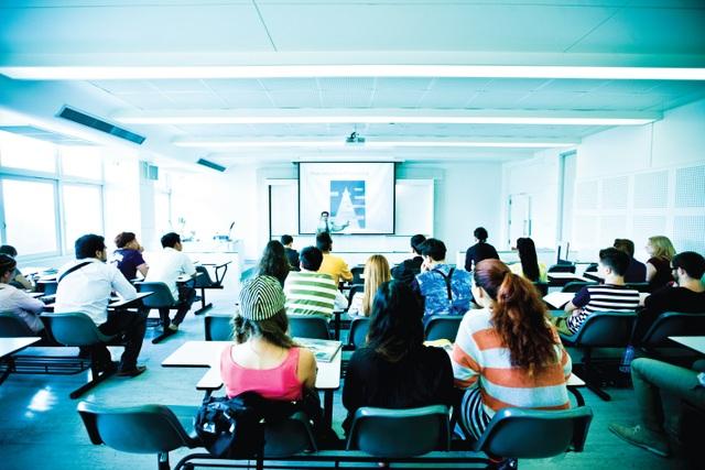 Học viên còn có cơ hội tham dự các buổi seminar cùng giáo sư quốc tế tại Đại học Bangkok