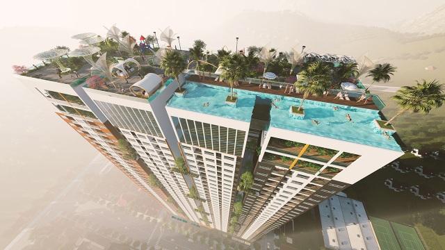 """Bất động sản nghỉ dưỡng Nha Trang đang trong giai đoạn """"khởi sắc"""" với nhiều dự án ấn tượng"""