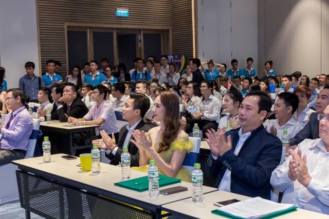 Buổi lễ công bố dự án thu hút hơn 300 khách tham dự