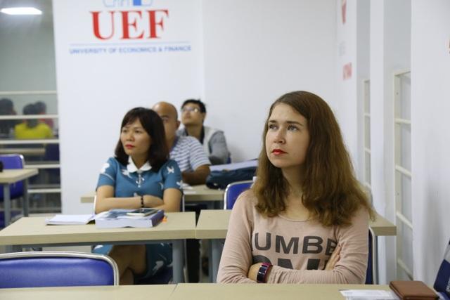 Chương trình thu hút học viên trong nước và quốc tế theo học