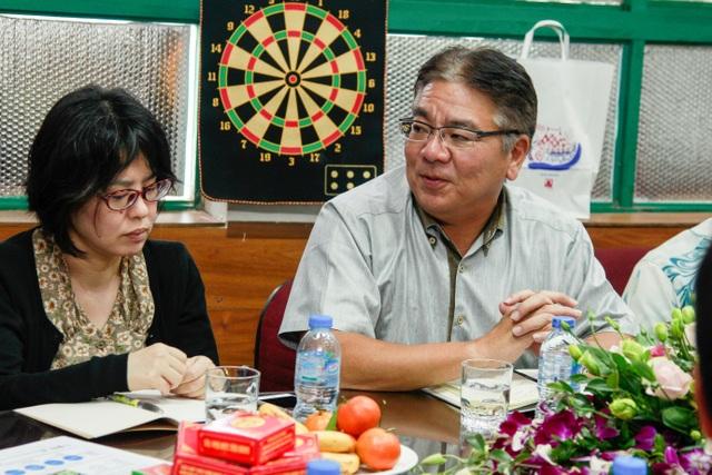 Lãnh đạo tập đoàn Kanehide Nhật Bản sang thăm và làm việc tại Nhathuoc365.vn - 4