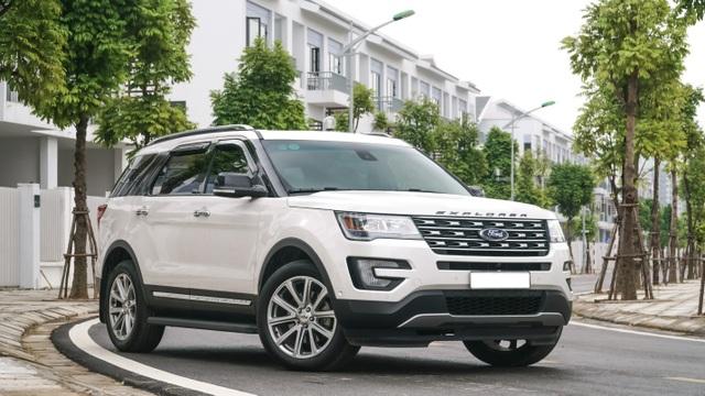 Ford Explorer Limited 2017 - Ngập tràn công nghệ và tiện nghi - 1