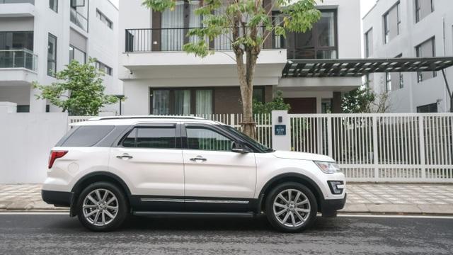 Ford Explorer Limited 2017 - Ngập tràn công nghệ và tiện nghi - 3