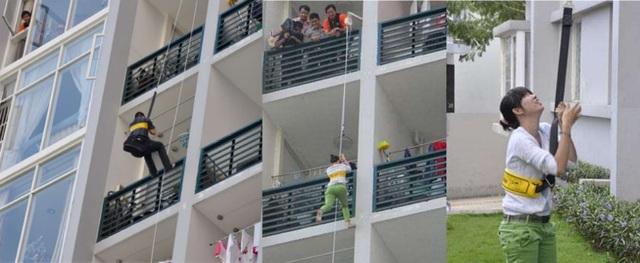 Giải pháp thoát hiểm, cứu nạn số 1 cho chung cư, nhà cao tầng - 1