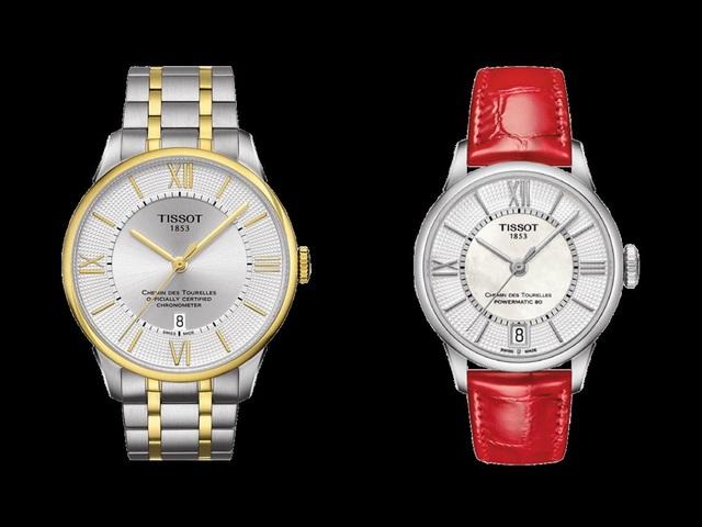Đồng hồ Tissot Since 1853