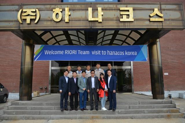 Hàn Quốc thắt chặt tình hữu nghị với Hanacos Việt Nam