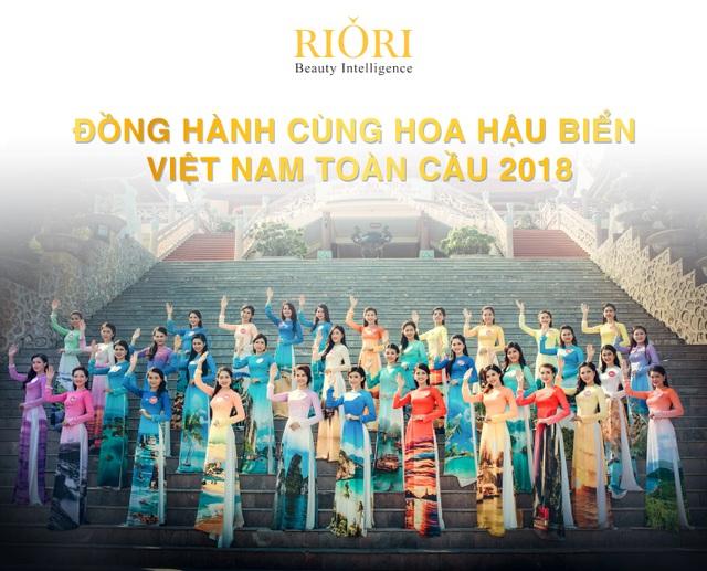 Hình ảnh thí sinh Hoa hậu biển Việt Nam toàn cầu