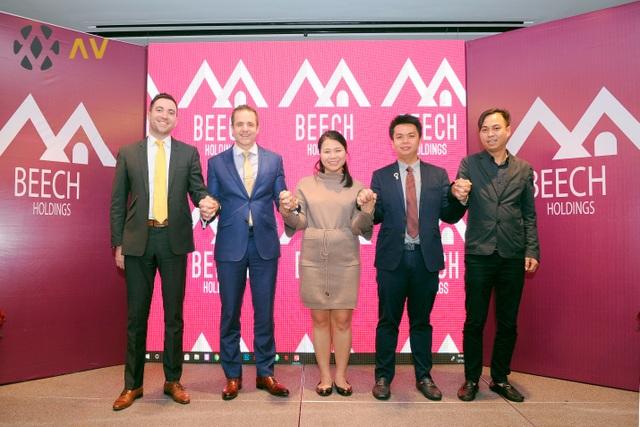 Các đối tác chiến lược của tập đoàn Beech Holdings