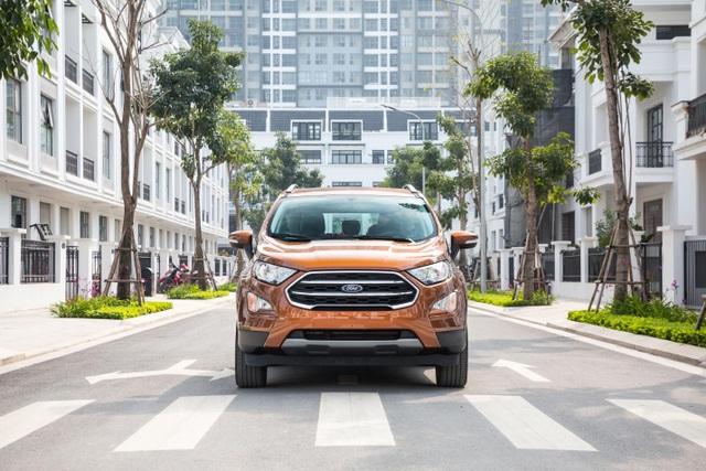 Ford EcoSport từ Brazil đến Việt Nam - 1
