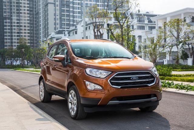 Ford EcoSport từ Brazil đến Việt Nam - 2