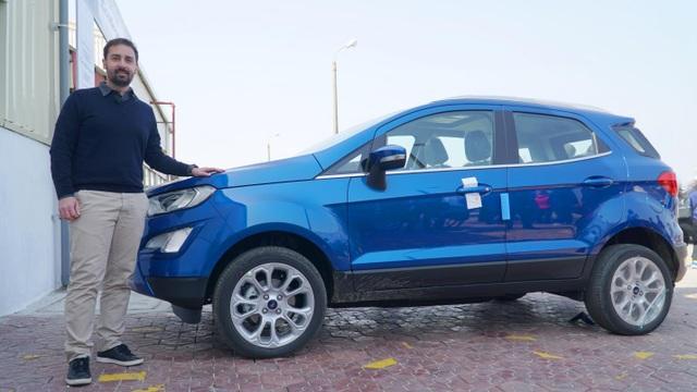 Ford EcoSport từ Brazil đến Việt Nam - 3