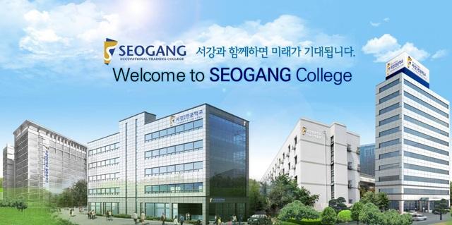 Trường Đào tạo Nghề SEOGANG với 3 campus tại Seoul Hàn Quốc